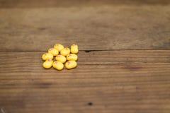Grupo de pato amarillo fotografía de archivo libre de regalías
