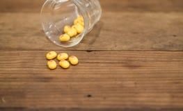 Grupo de pato amarillo fotos de archivo libres de regalías