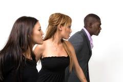 Grupo de pessoas diverso imagens de stock royalty free