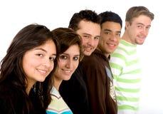 Grupo de pessoas ocasional Fotos de Stock