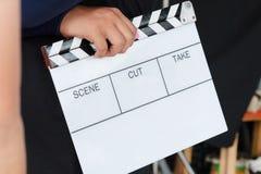 grupo de produção do filme Fotografia de Stock Royalty Free