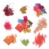 Grupo de produtos de composição Imagens de Stock