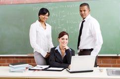 Grupo de professores Imagem de Stock Royalty Free