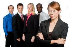 Grupo de profissionais imagens de stock