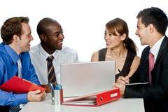 Grupo de profissionais Fotos de Stock