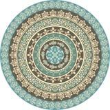 Grupo de quadros do círculo Imagem de Stock Royalty Free