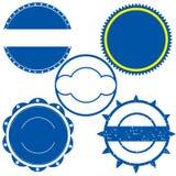 Grupo de selos Imagem de Stock Royalty Free