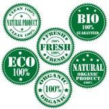 Grupo de selos Imagem de Stock