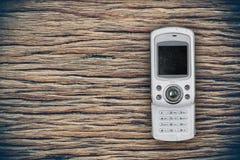Grupo de teléfono móvil del vintage imágenes de archivo libres de regalías