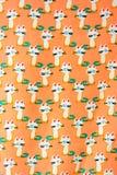 Grupo de testes padrões sem emenda com gatinhos Modela gatos dos desenhos animados Fotografia de Stock