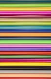 Grupo de textura dos marcadores Foto de Stock
