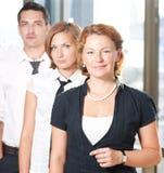 Grupo de trabalhadores do officce foto de stock