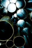 Grupo de tubos Imagenes de archivo