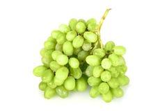 Grupo de uvas verdes Imagens de Stock Royalty Free