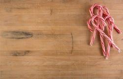 Grupo del bastón de caramelo Imagen de archivo