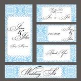 Grupo do casamento Imagem de Stock