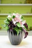 Grupo do casamento de flores Fotos de Stock Royalty Free