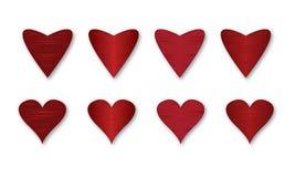 Grupo do coração Imagem de Stock