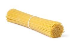 Grupo do espaguete fotografia de stock