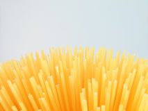 Grupo do espaguete Foto de Stock Royalty Free