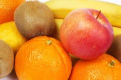 Grupo do fruto Imagens de Stock