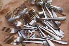 Grupo do metal de aço Imagens de Stock Royalty Free