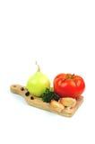 Grupo do vegetal Imagem de Stock Royalty Free
