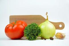 Grupo do vegetal Imagem de Stock