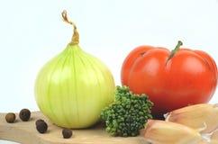 Grupo do vegetal Fotografia de Stock