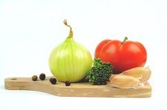 Grupo do vegetal Fotografia de Stock Royalty Free