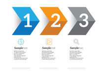 Grupo do vetor de Infographics Imagens de Stock