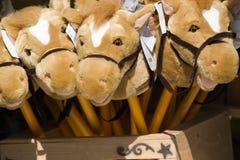 Grupo dos brinquedos Fotografia de Stock Royalty Free