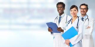 Grupo dos doutores Imagens de Stock Royalty Free