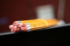 Grupo dos lápis Fotografia de Stock Royalty Free