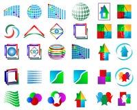 Grupo dos logotipos 03.06.13 Imagem de Stock