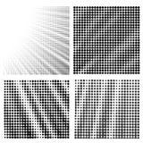 Grupo dos testes padrões de intervalo mínimo Fotos de Stock Royalty Free