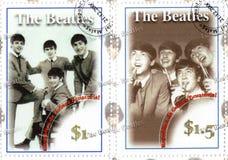 Grupo famoso del Beatles Fotografía de archivo