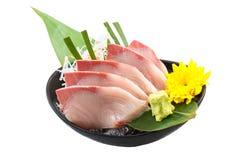 Grupo japonês do sushi do sashimi Imagens de Stock
