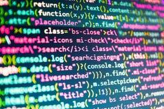 Grupo novo do negócio que trabalha com partida Conceito do Cyberspace da codificação Fundo da tecnologia fotos de stock