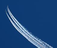 Grupo Rus do vôo Foto de Stock