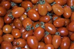 Grupo supermarketa pomidorowy boqueria Barcelona obraz stock