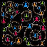 Grupos Imagens de Stock