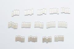 Grupos de Memory Stick Imágenes de archivo libres de regalías