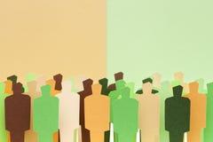 Grupos misturados Imagens de Stock