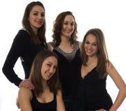 grupowe kobiety zdjęcia royalty free