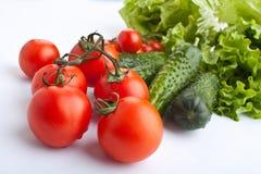 grupowi warzywa Obraz Stock