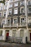 Grupowy Bloomsbury Dom, Gordon Kwadrat Obrazy Stock