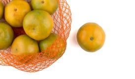 Grupp av apelsiner Royaltyfri Fotografi