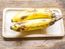 Grupp av bananen Fotografering för Bildbyråer