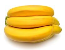 Grupp av bananer royaltyfri bild
